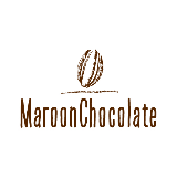Maroon Chocolate Marketplace Food