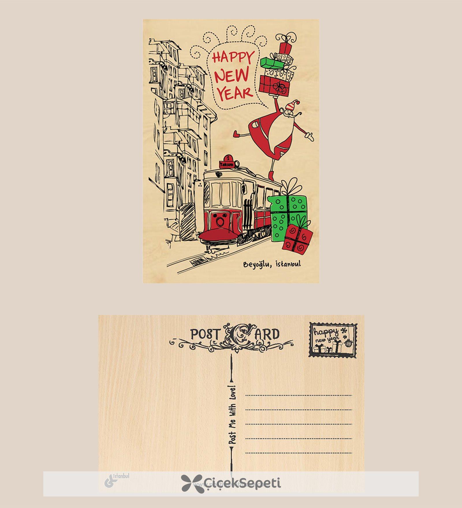 Kolay Kartpostal 3