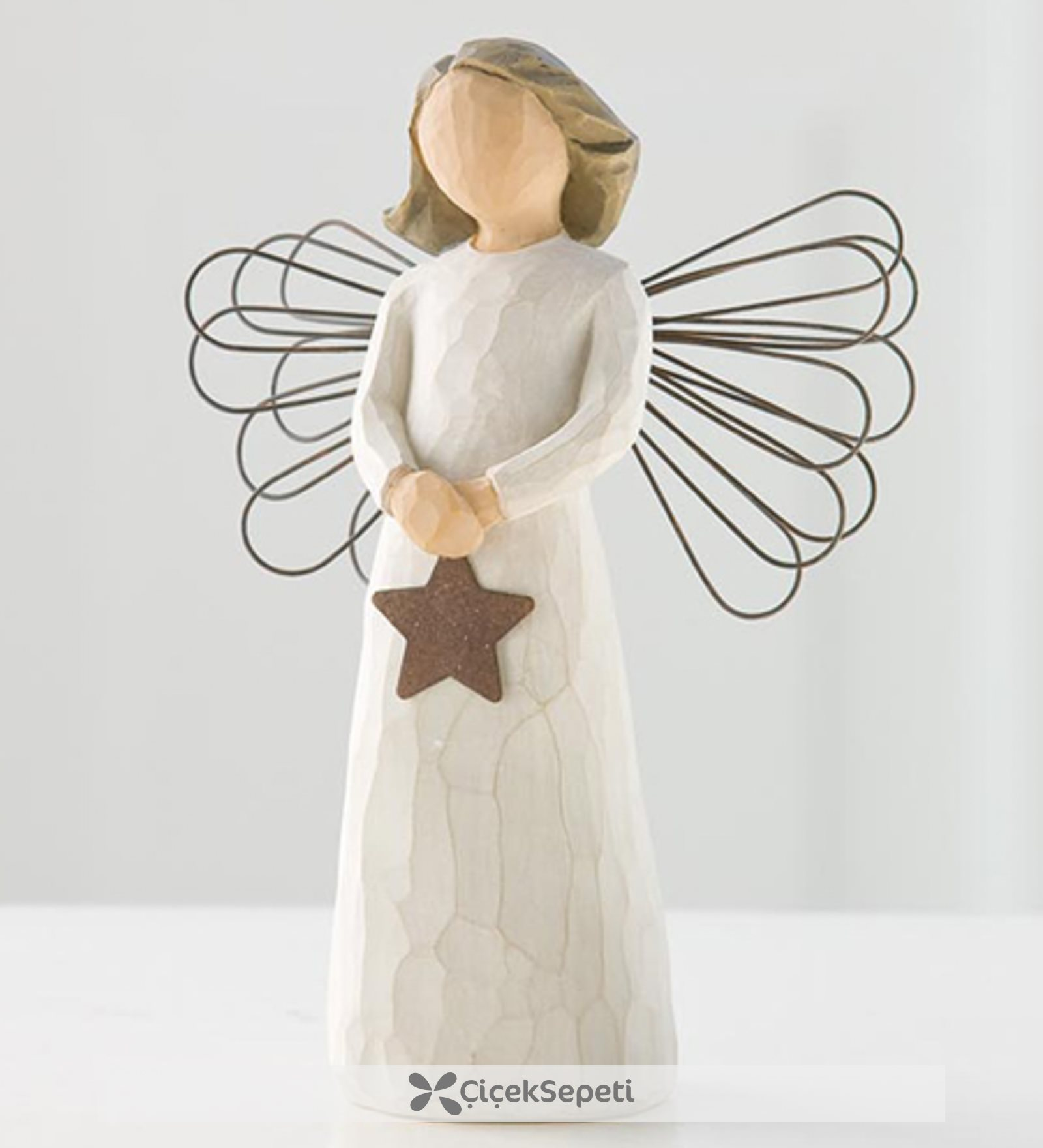 Willow Tree Angel of Light I k Mele i Biblo hf