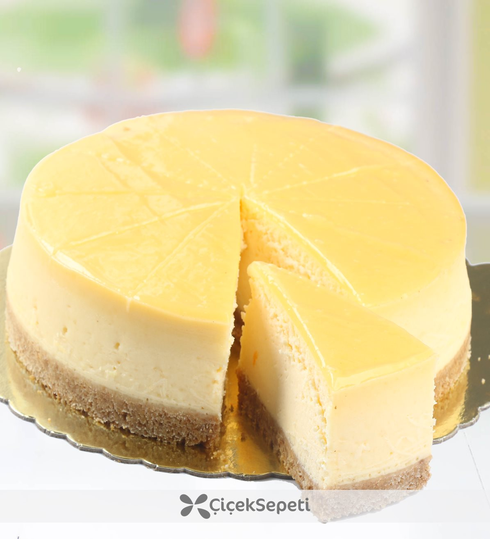 Limonlu Cheeescake
