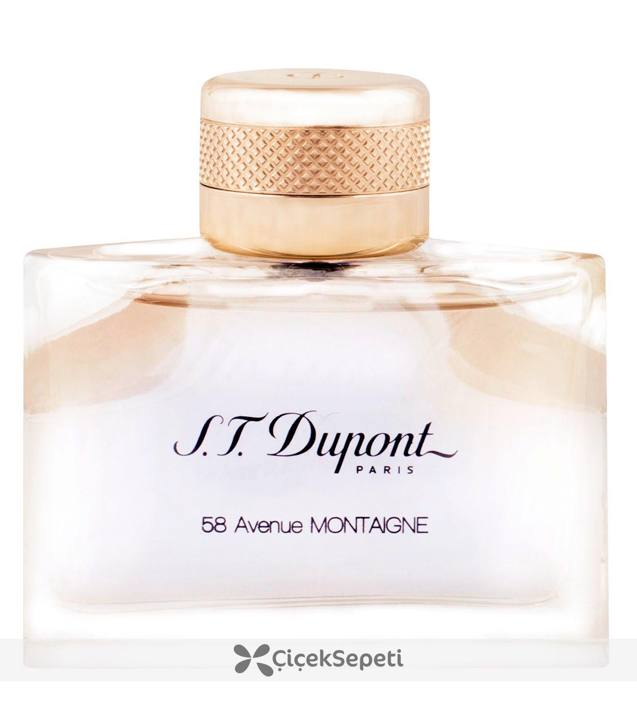 St Dupont 58 Avenue Montaigne Woman 30 ml EDP Bayan Parfüm