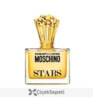 moschino cheap and chic stars 100ml edp bayan parfüm