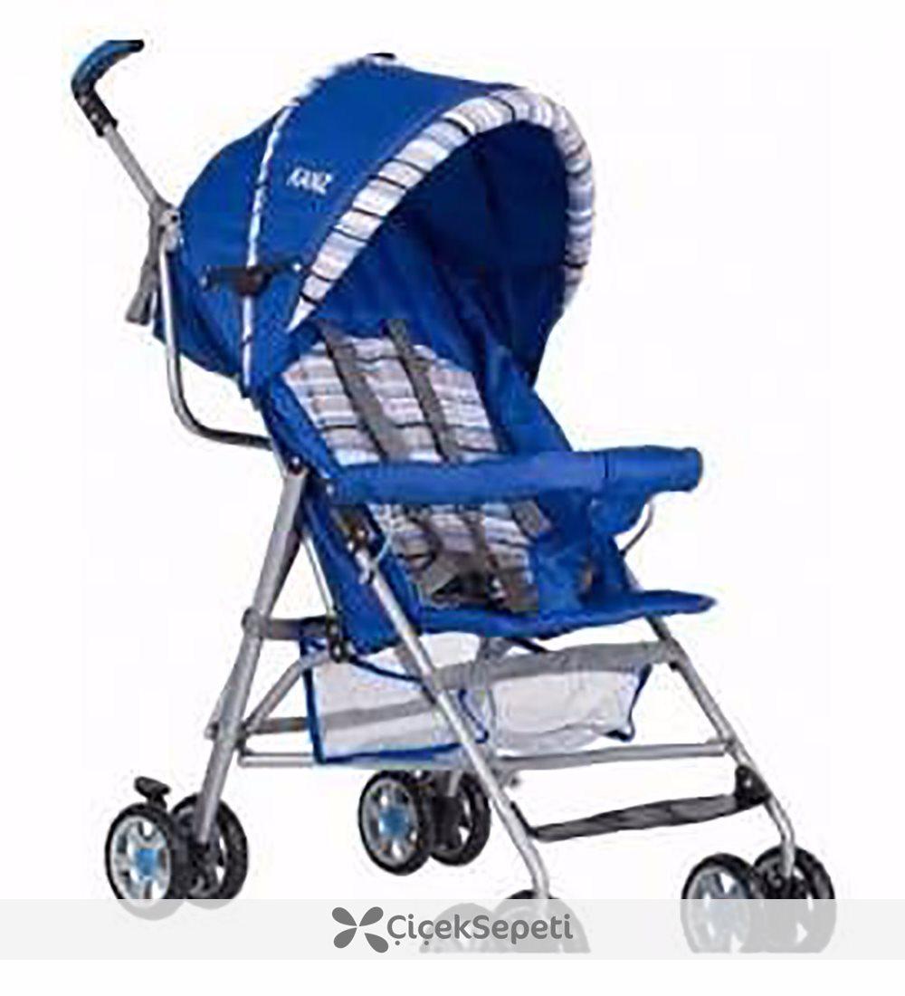 Bebek Arabası mı, Baston Puset mi