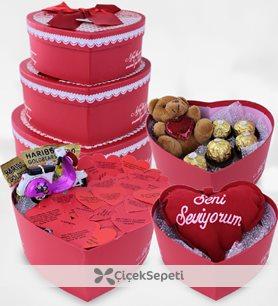Kıza romantik hediye - bakarız ve biz buluruz
