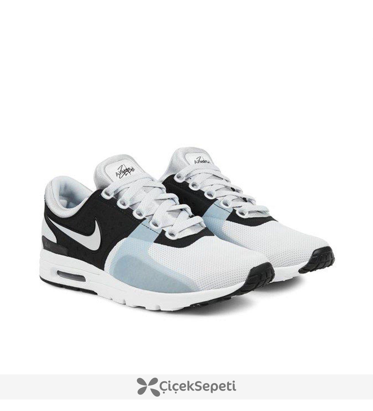 W Aır Max Zero Kadın Erkek Spor Ayakkabı 857661 007