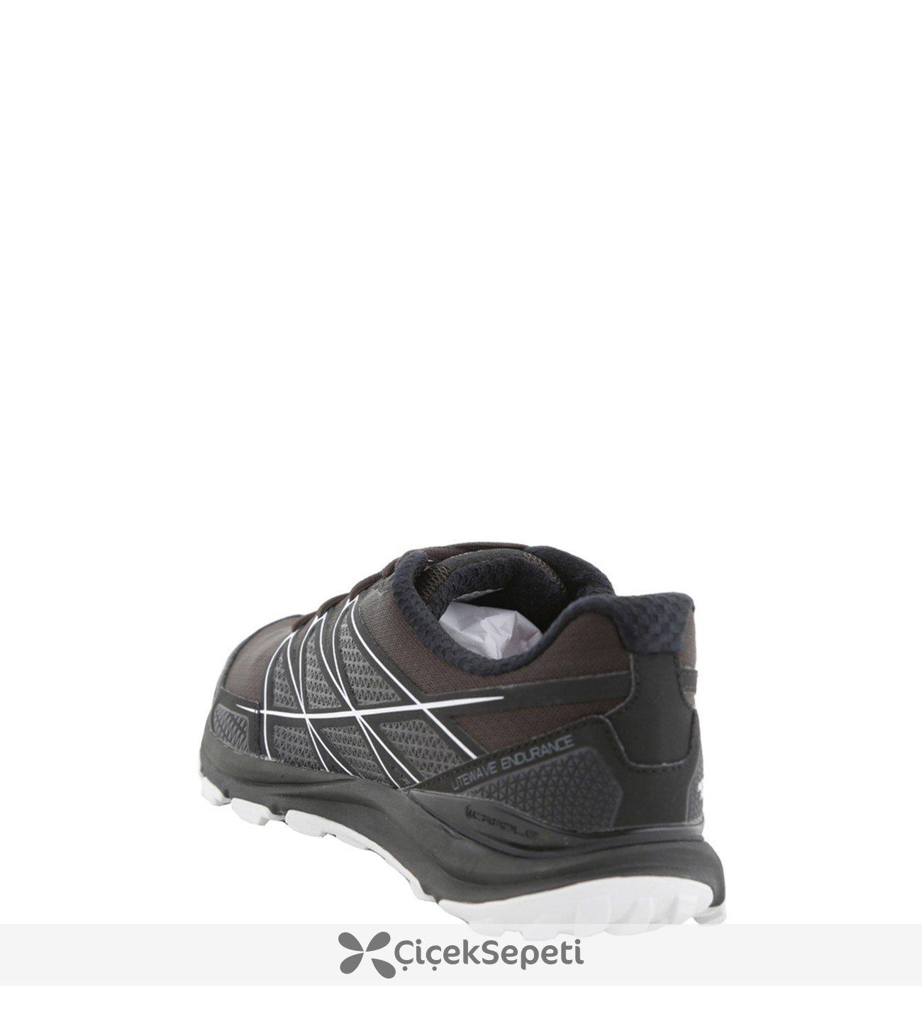 The North Face M Lıtewave Endurance Erkek Koşu Ayakkabısı Nt92vvıky4-R
