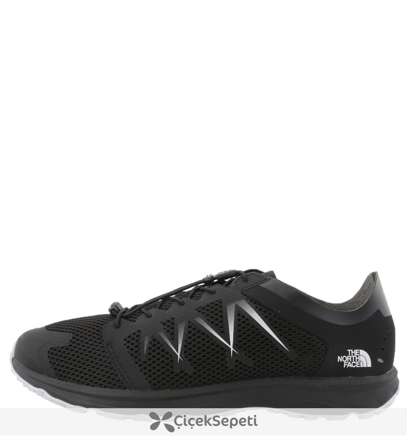 NT92YA9KY4-R The North Face M Lıtewave Flow Lace Erkek Koşu Ayakkabısı