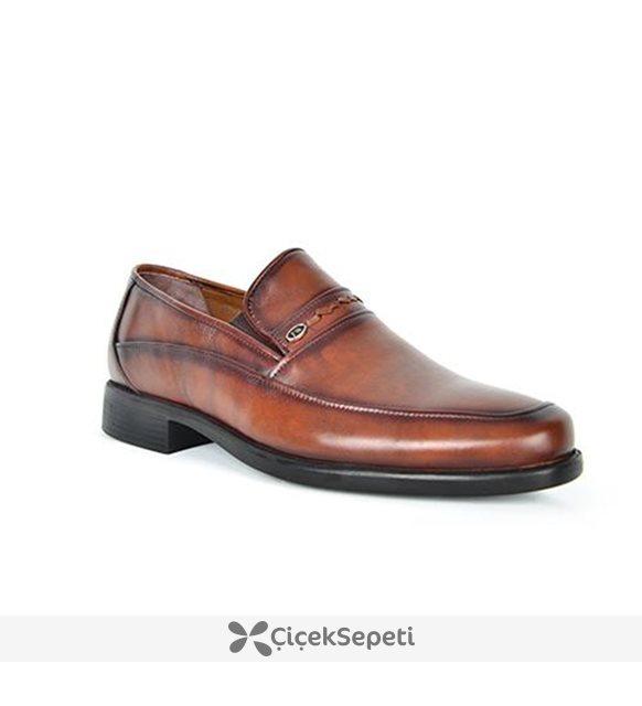 Fastway 2030%100 Deri Kauçuk Erkek Günlük Klasik Ayakkabı