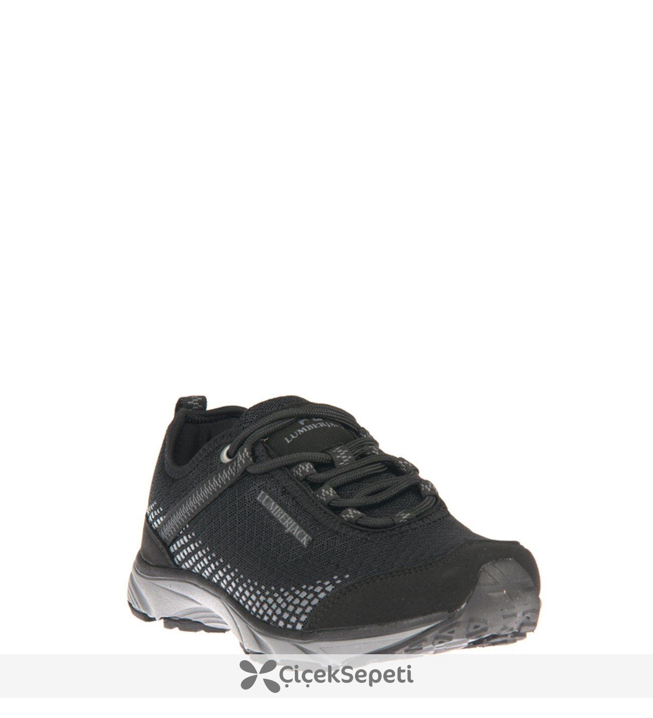 Lumberjack Erkek Ayakkabı 8122L DARE Siyah-Siyah