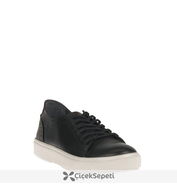Uniquer Erkek Hakiki Deri Ayakkabı 8171U 73 Syh-Bordo