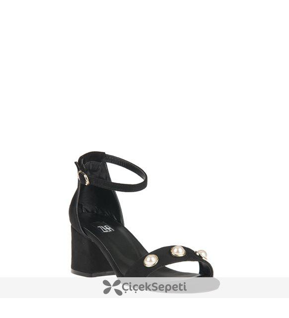 Ziya Kadın Sandalet 81355 30222 Sıyah