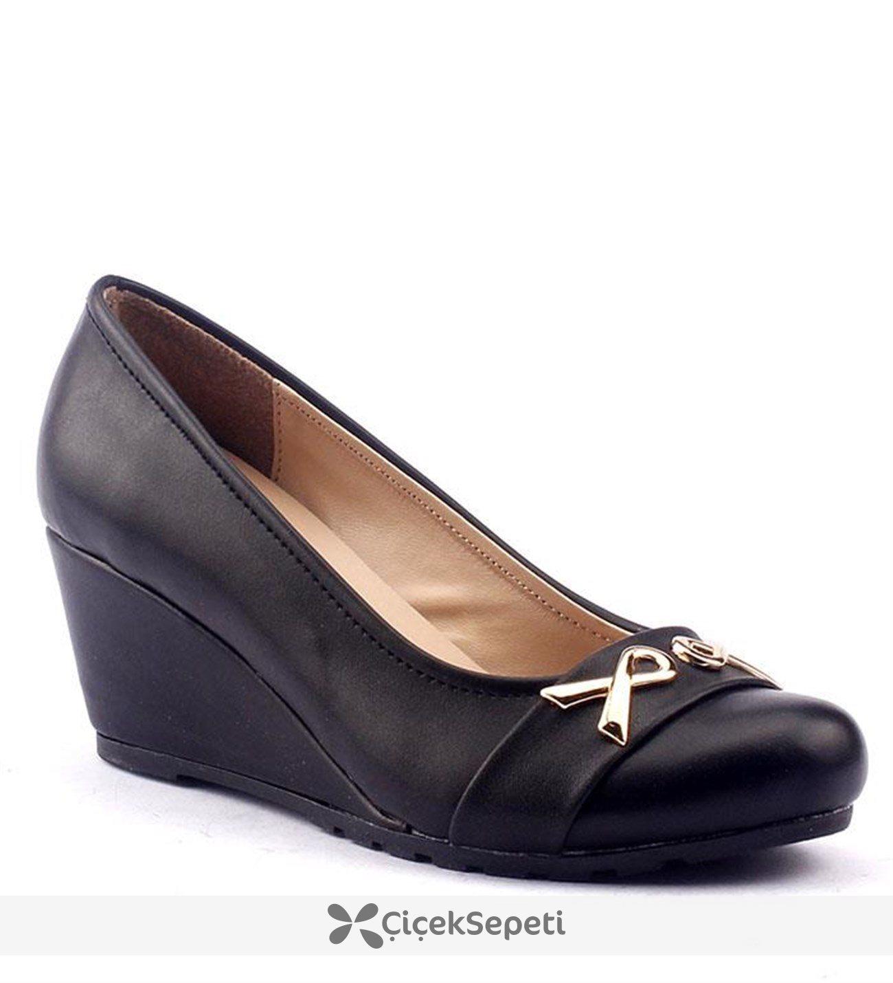 Ayakdaş 405 Bordo Günlük Kadın Ayakkabı