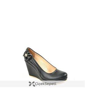 Büşracan Zn Dolgu Platform Bayan Ayakkabı