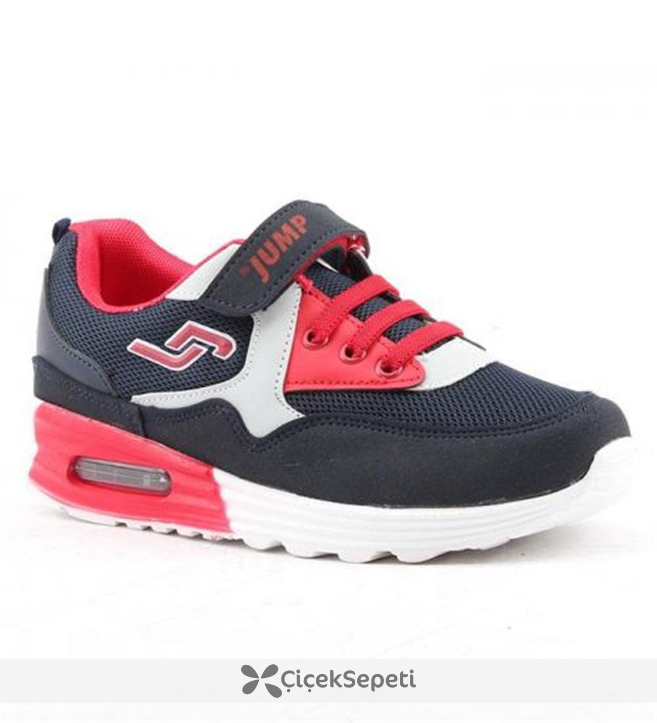 Jump 13083 Air Günlük Yürüyüş Koşu Erkek Çocuk Spor Ayakkabı Lacivert