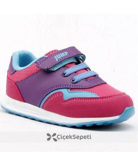 Jump 15683 Günlük Kız Çocuk Spor Ayakkabı Mor