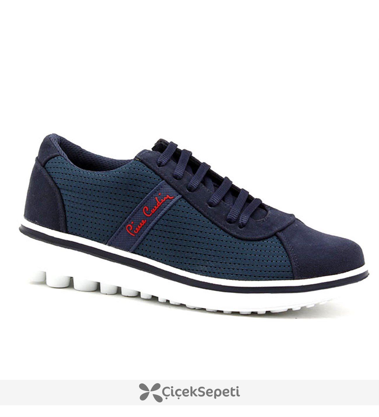 Pierre Cardin 8302H Mavi Günlük Erkek Spor Ayakkabı