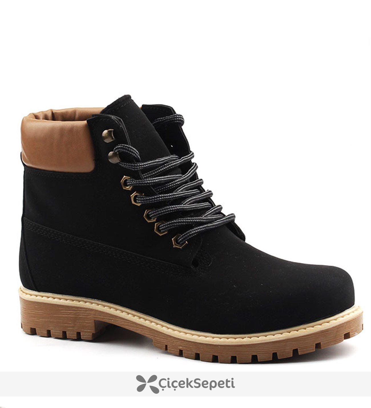 Pro Hyper 130 Kışlık Soğuk Geçirmez Erkek Bot Ayakkabı Siyah