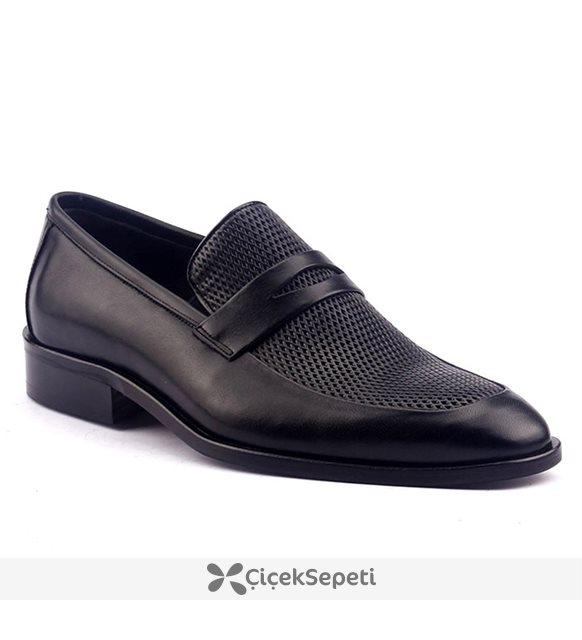 Nevzat Zöhre 1533 %100 Deri Günlük Klasik Erkek Ayakkabı