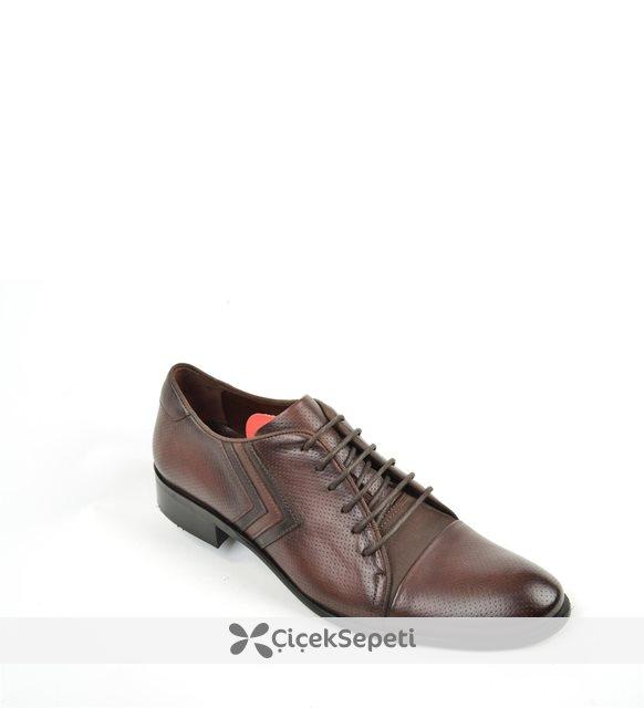 Fearful 083 Erkek Hakiki Deri Sportik Ayakkabı