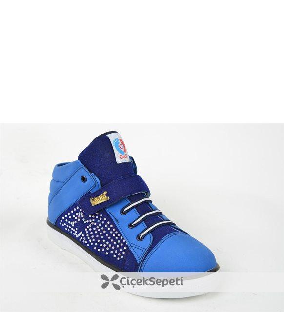 Canımbebe Pt 027 Kız Çocuk Basket Spor Ayakkabı
