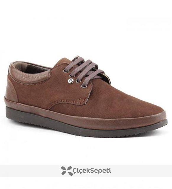 Pierre Cardin 3522 Günlük %100 Deri Casual Ortopedik Erkek Ayakkabısı