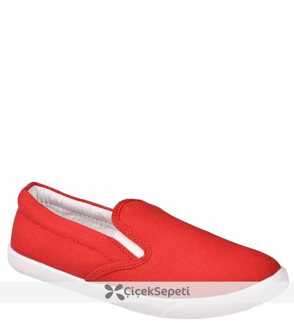 Kinetix 6P Bebta W Unisex Ayakkabı 128899 5 Renk Kırmızı