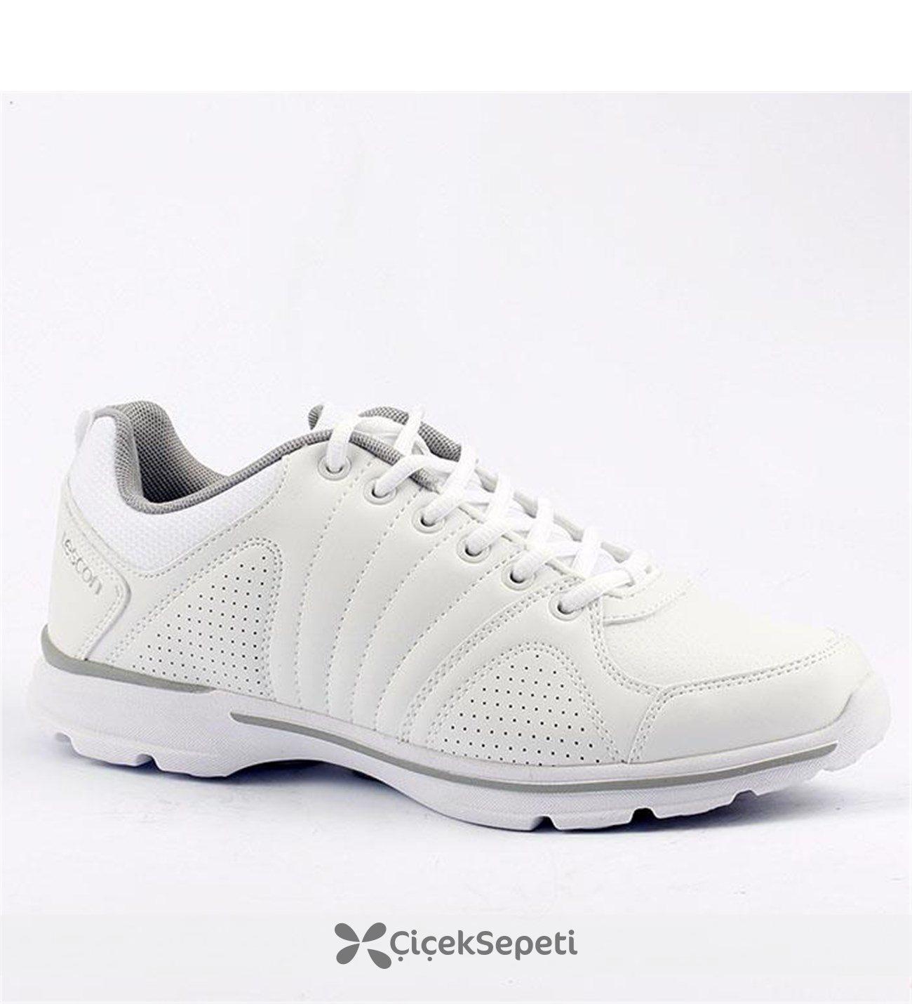 Lescon 5035 Beyaz Spor Ayakkabı