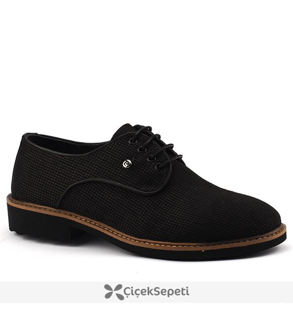 Pierre Cardin P5919A Siyah Günlük Kumaş Erkek Casual Ayakkabı