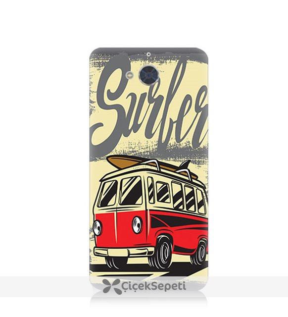 Casper Via A1 Surf Zaman Desenli Silikon Klf