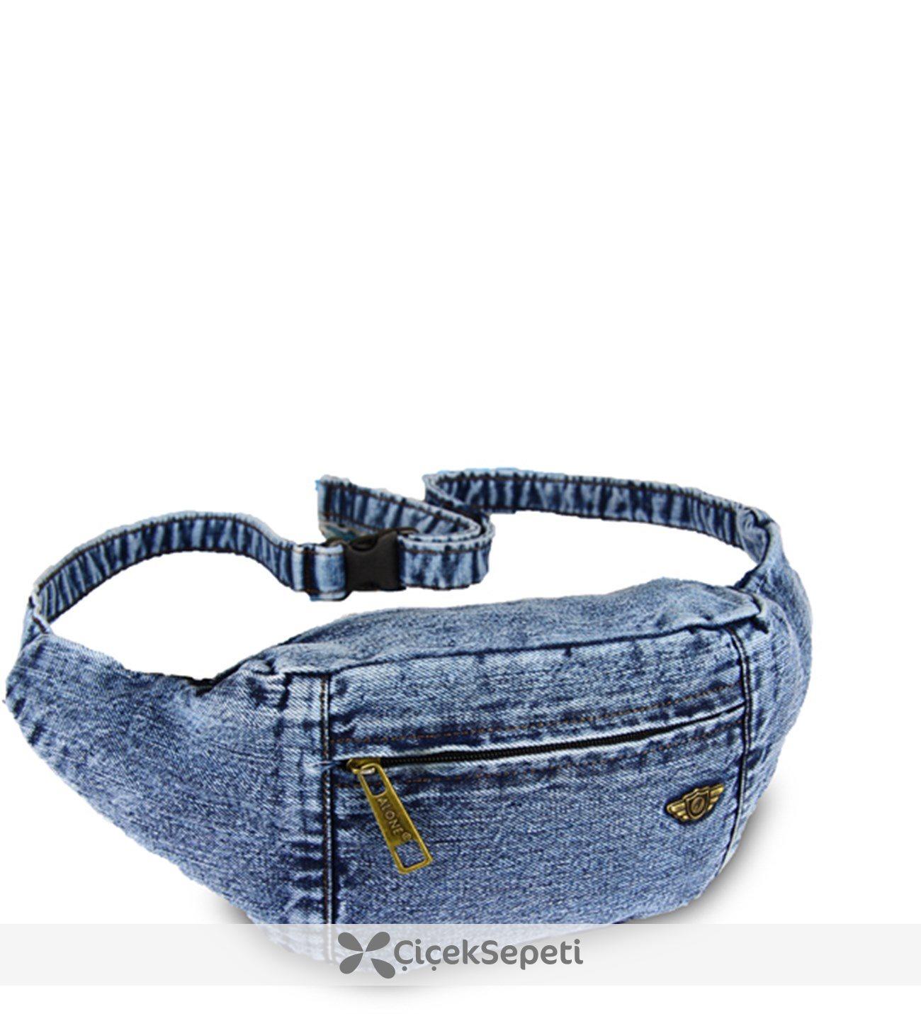 Şık detay - bel çantası