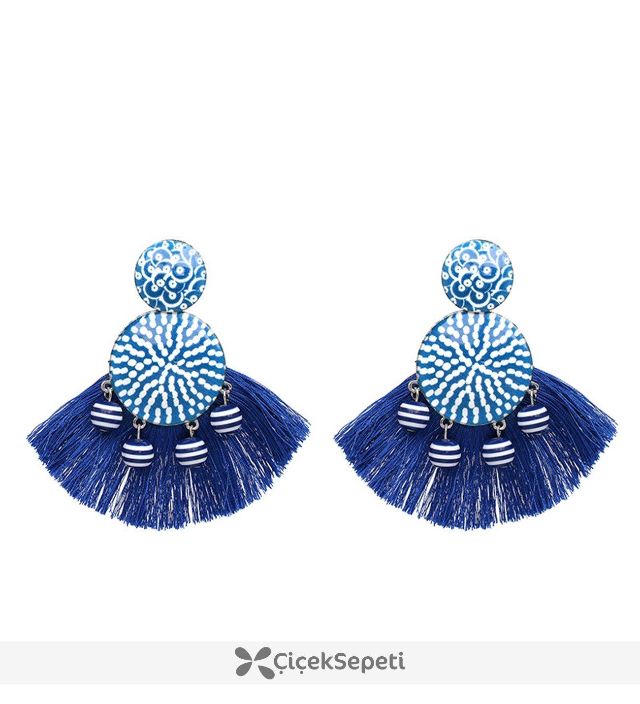 Mavi Yaz Modası Taze Geldi